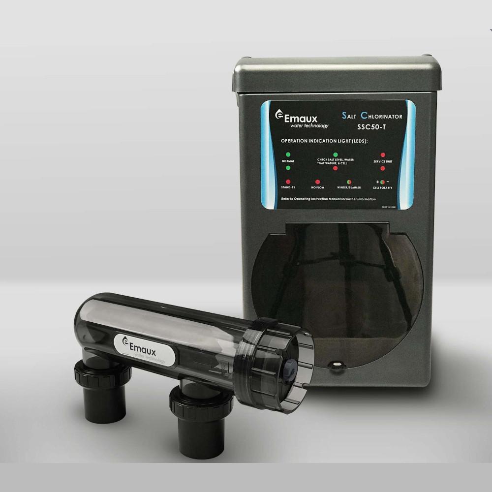 poolsland salt chlorinator EMAUX Salt Chlorinator